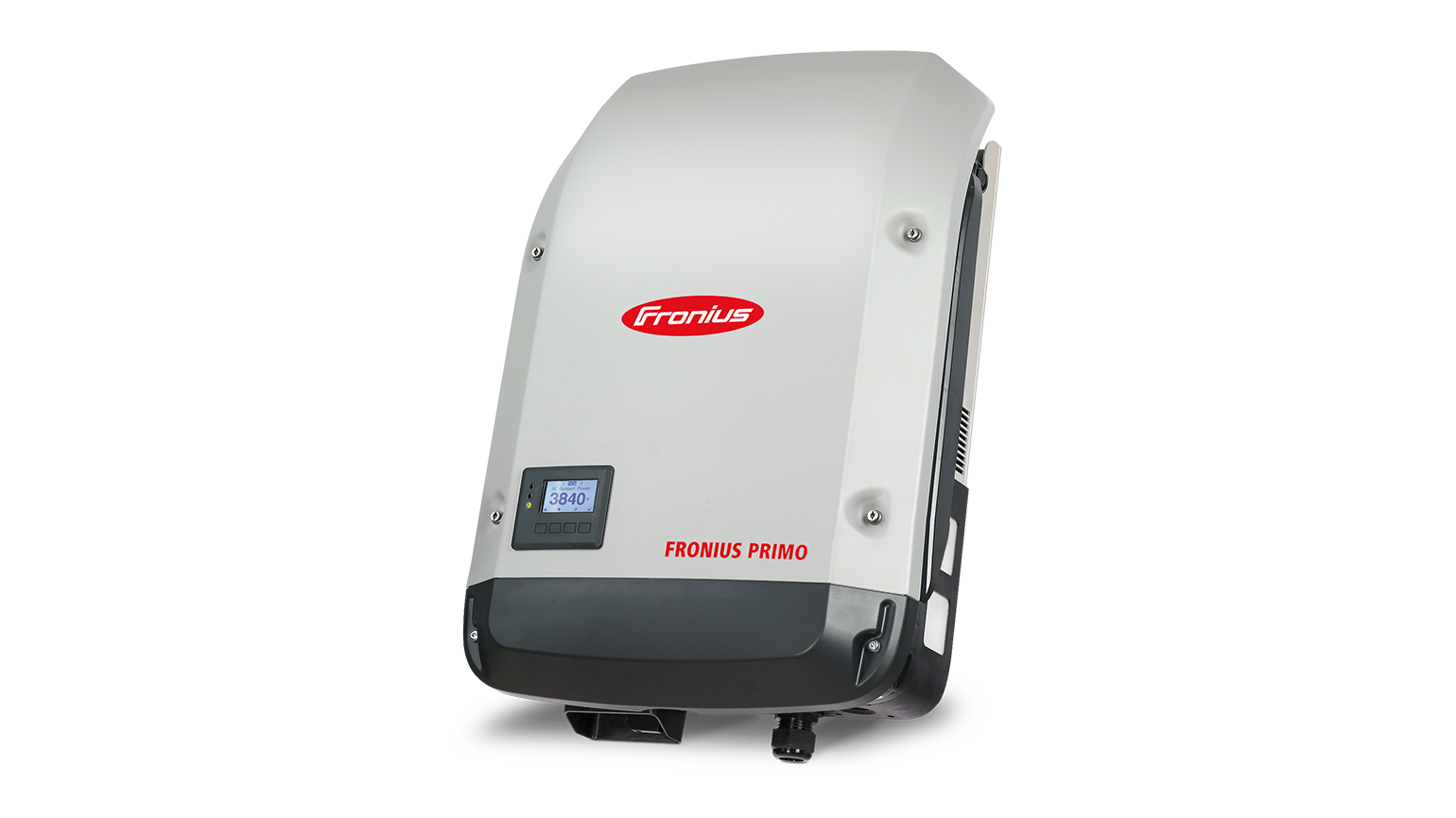 Fronius Primo 30 1 Power Generated By Inverter Left Meter Reads Coming Into The Product Details