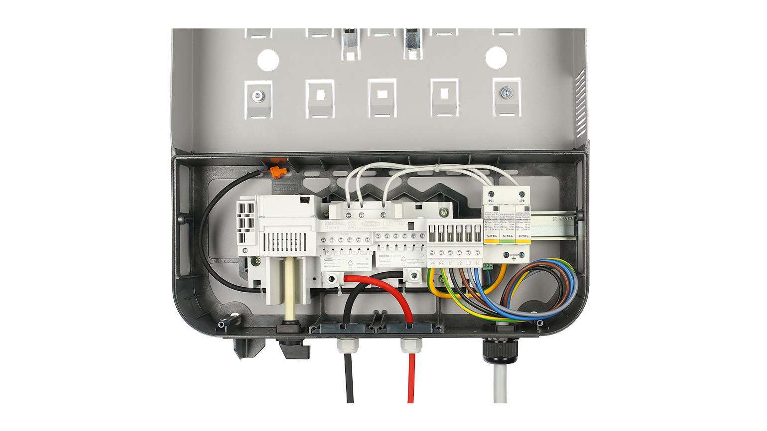 surge protection device type 2