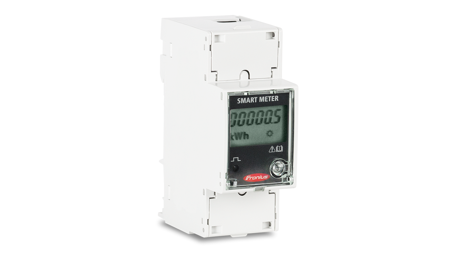 Fronius Smart Meter 63a 1 Power Generated By Inverter Left Reads Coming Into The