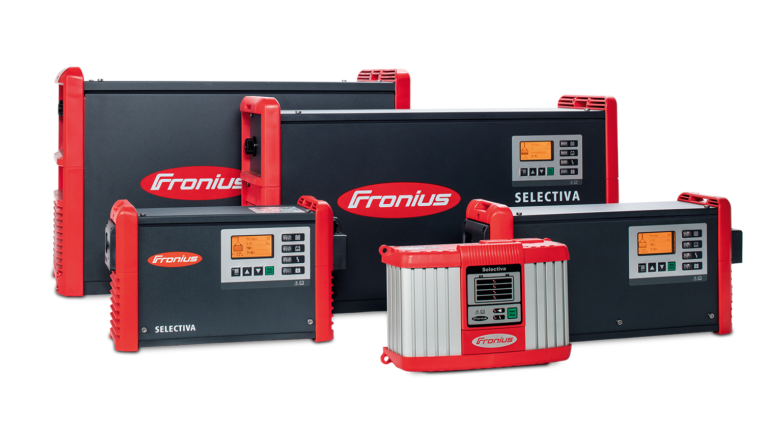 Battery Charging Systems For Lead Batteries