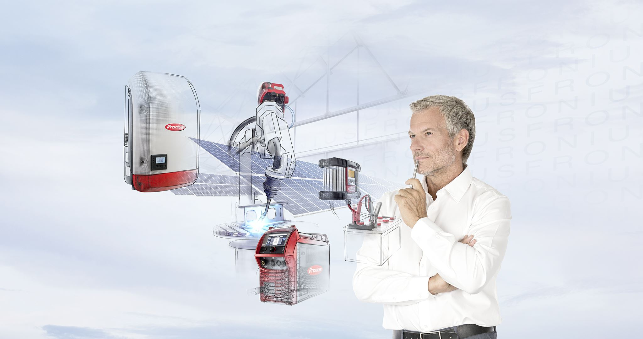 Welcome to Fronius International