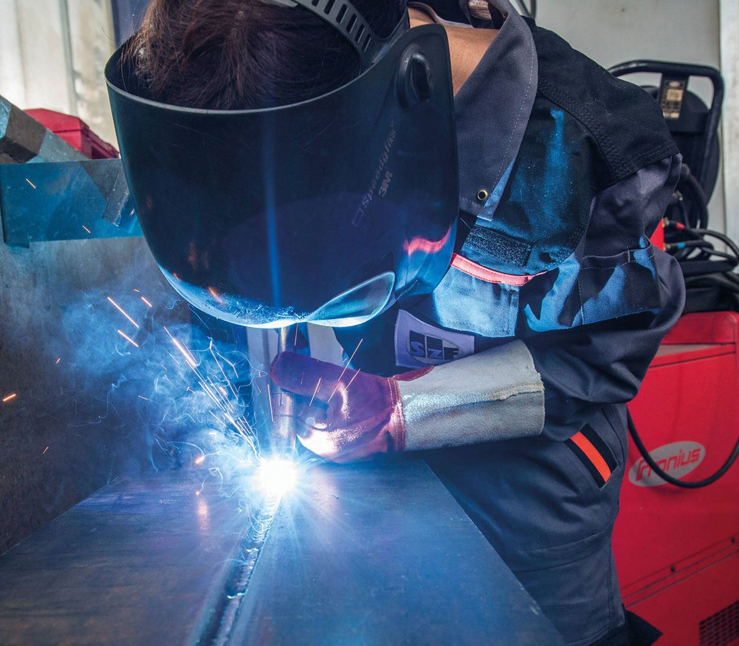 Welding training with a virtual trainer | magazine