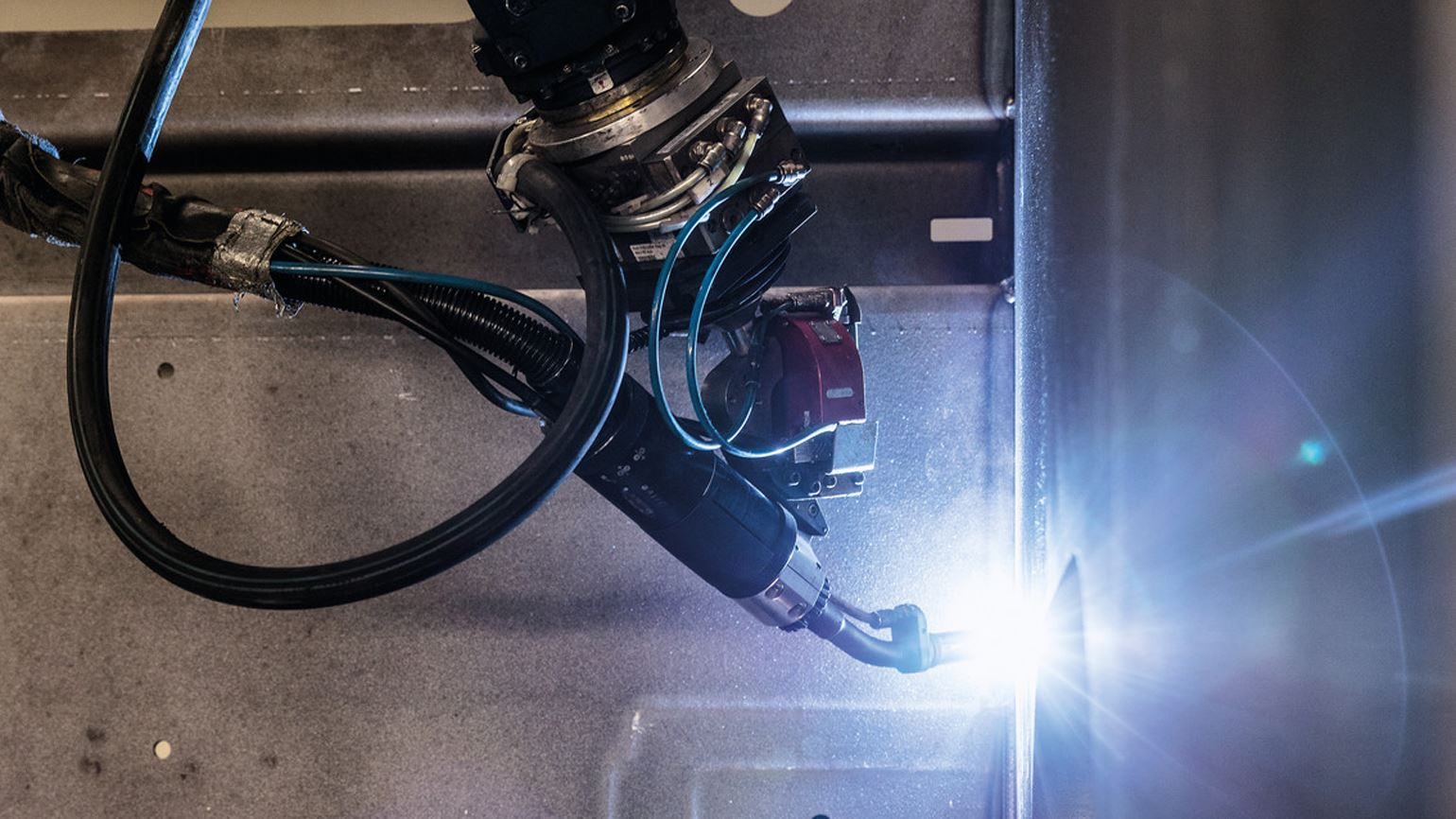 Laserhybrid Welding High Speed And Quality