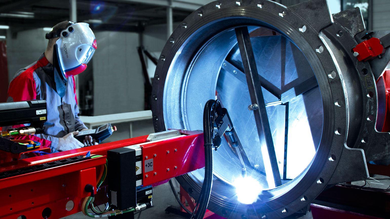 Mechanised Welding Systems Fronius International