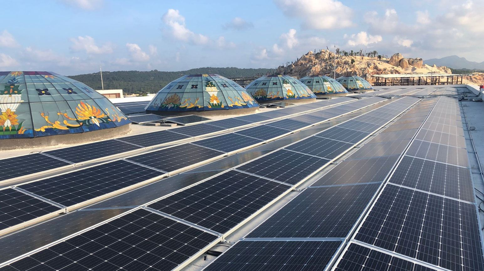 Reference Vietnam Fronius Solar Energy