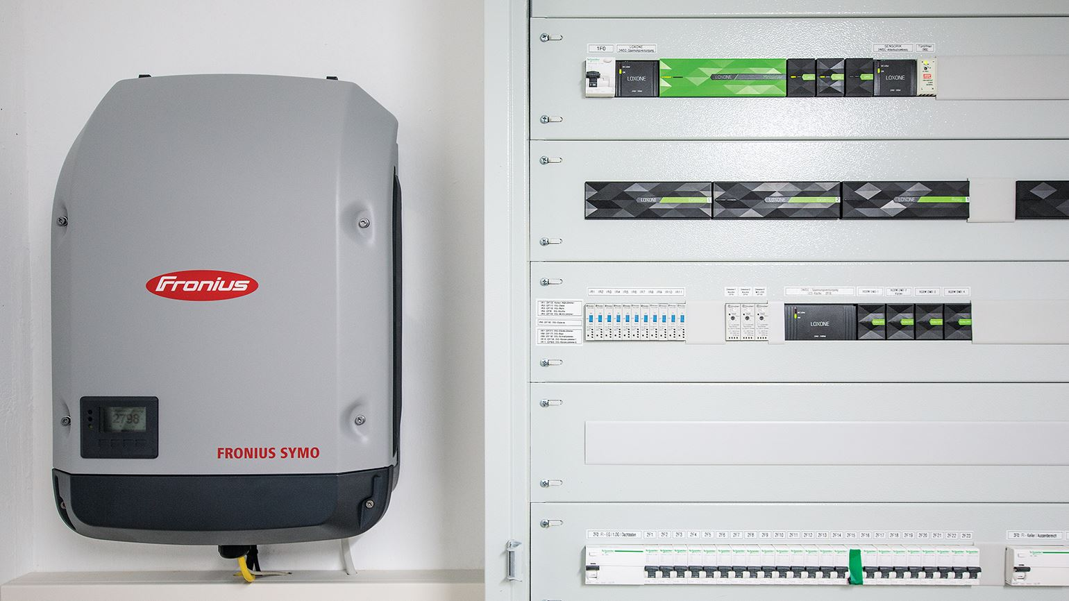 inverter Symo open interfaces